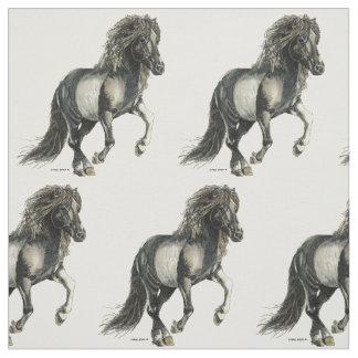 Brana   Isländer-Pferd Stoff