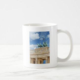 Brandenburg-Felsen in Berlin, Deutschland Kaffeetasse