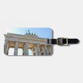 Brandenburger Felsen, Berlin Kofferanhänger