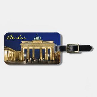 Brandenburger Tor in Berlin, Deutschland Kofferanhänger