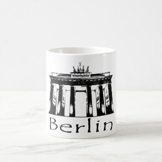 Brandenburger Tor in Berlin Kaffeetasse