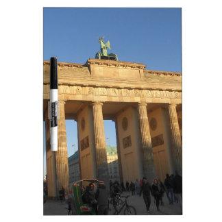 Brandenburger Tor Trockenlöschtafel