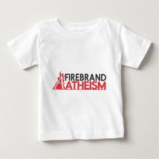 Brandfackel-Atheismus Baby T-shirt