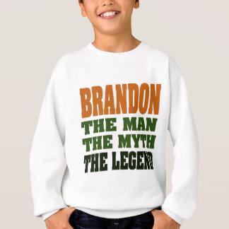 Brandon - der Mann, der Mythos, die Legende Sweatshirt