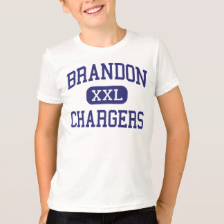 Brandon Ladegerät-Mitte Virginia Beach T-Shirt