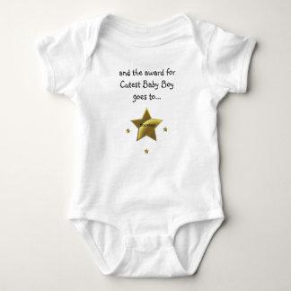 Brandon: Niedlichster Baby-Junge Baby Strampler
