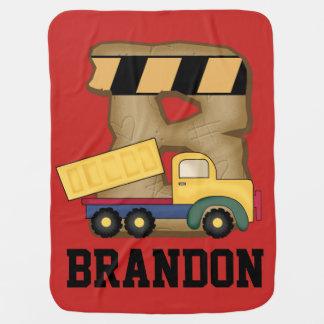 Brandons personalisierte Geschenke Kinderwagendecke