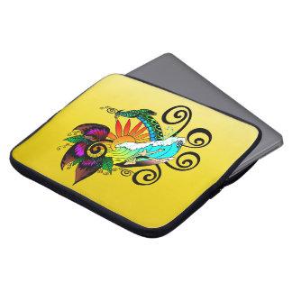 Brandung abstrakt laptopschutzhülle