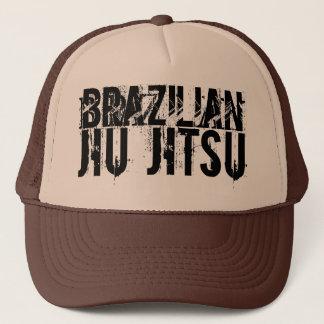 Brasilianer Jiu Jitsu BJJ Hut Truckerkappe