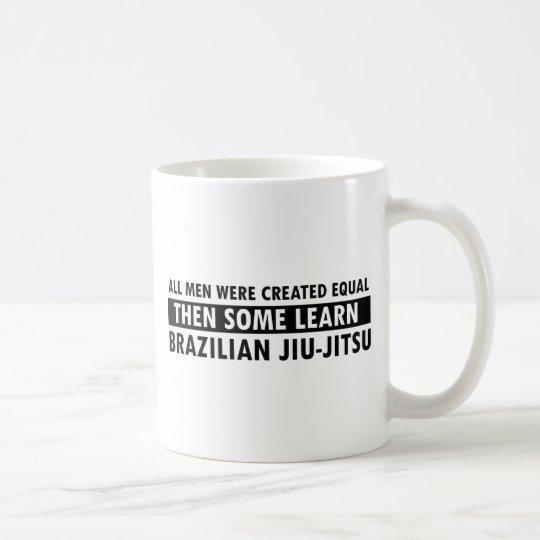 Brasilianer Jiu-Jitsu Entwürfe Tasse