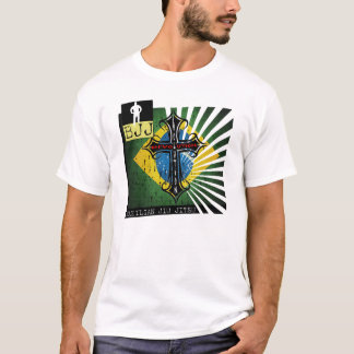 Brasilianer Jiu Jitsu Evolution + Revolutions-T - T-Shirt