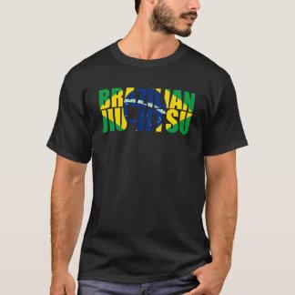 Brasilianer Jiu Jitsu Flagge T-Shirt