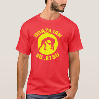 Brasilianer Jiu Jitsu - Grapplers Oval-T - Shirt