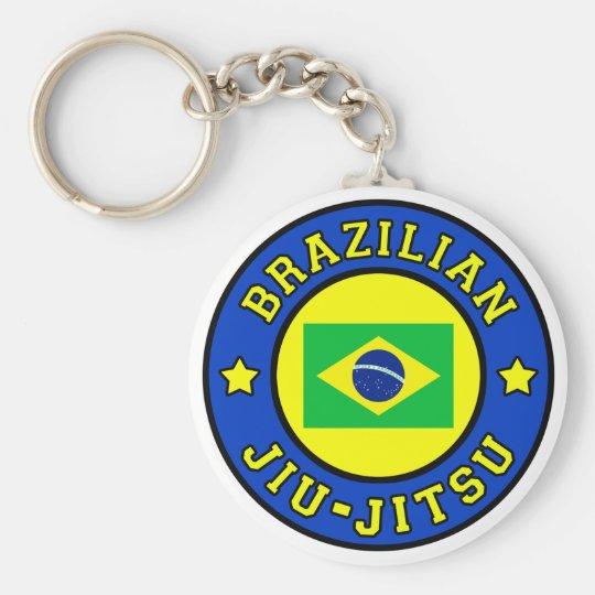 Brasilianer Jiu Jitsu Schlüsselanhänger