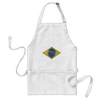 Brasilianischer Diamant Schürze