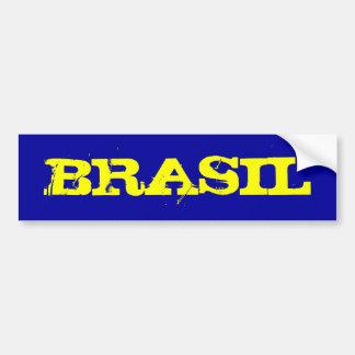 BRASILIEN AUTOAUFKLEBER