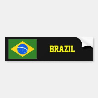 Brasilien-AutoaufkleberSuperstarentwurf Autoaufkleber