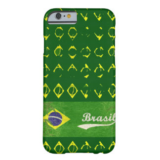 Brasilien - Brasilien Barely There iPhone 6 Hülle