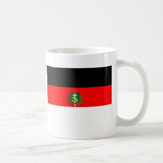 Brasilien-Flaggen-Antrag (1890) Kaffeetasse