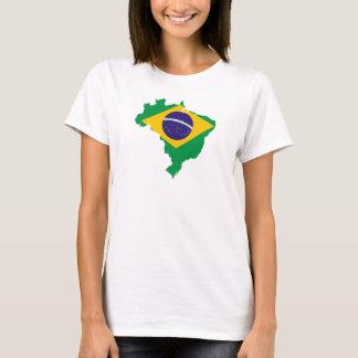 Brasilien für Damen 2 T-Shirt