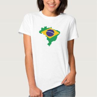 Brasilien für Damen 2 Tshirts