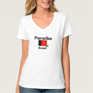 Brasilien Paraíba* Shirt Camisa de Paraíba