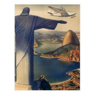 Brasilien Postkarte