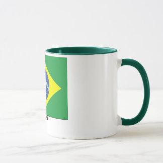 Brasilien-Tasse Tasse