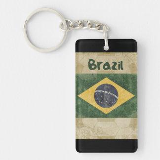 Brasilienschlüsselketten-Andenken Schlüsselanhänger