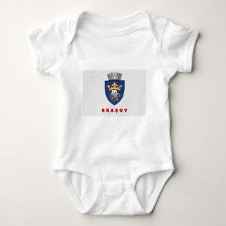 Brasov_Flag Baby Strampler