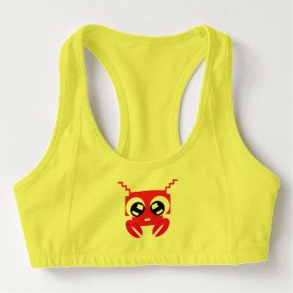 Brassière Crabe rouge mignon