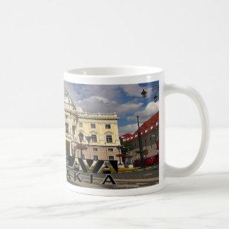 Bratislava Kaffeetasse