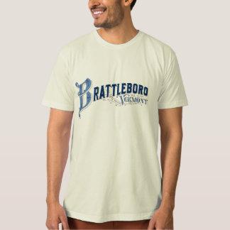 Brattleboro, Logo 1896 Vermonts, Windham County T T-Shirt