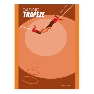 Brattleboro Zirkus-Künste - erstaunliche Räder Postkarte