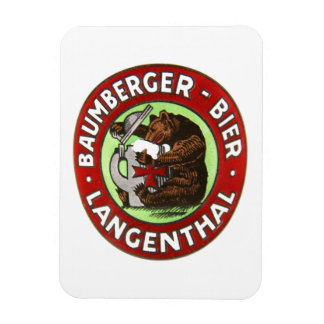 Brauerei Baumberger Langenthal Magnet