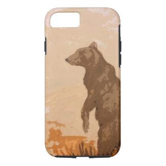 Braunbär iPhone 7 Hülle