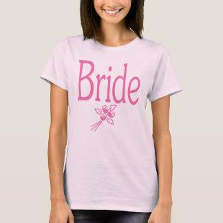 Braut-Behälter-Spitze, Wedding Party, T-Shirt