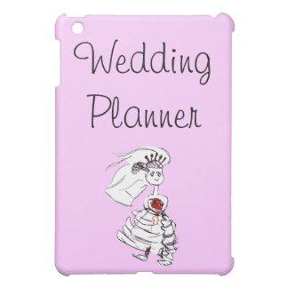 Braut-Hochzeits-Planer iPad Mini Hüllen