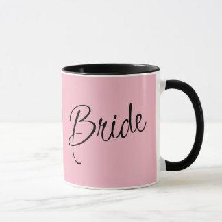 Braut modisches modernes Desigtn Tasse