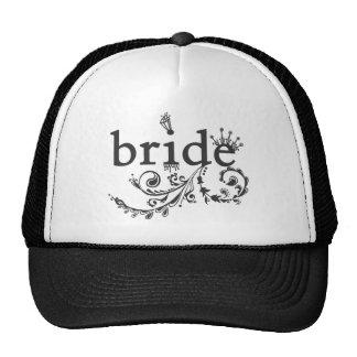 Braut Retrokultmützen