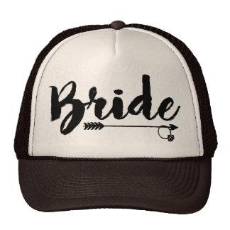Braut-Stamm-Hut für Braut Trucker Caps