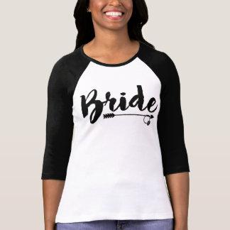 Braut-Stamm-Shirt für Braut T-Shirt