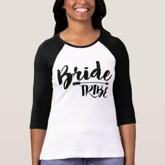 Braut-Stamm-Shirt T-Shirt
