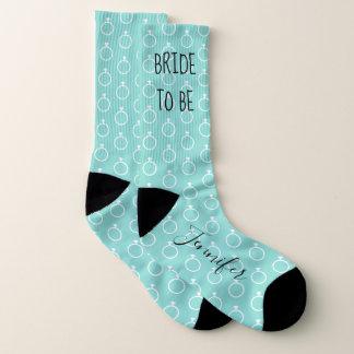 BRAUT u. Co-Braut Wedding Brautparty-Socken Socken