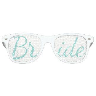 BRAUT u. Co-Hochzeits-Party-Braut-Sonnenbrillen Retro Sonnenbrillen