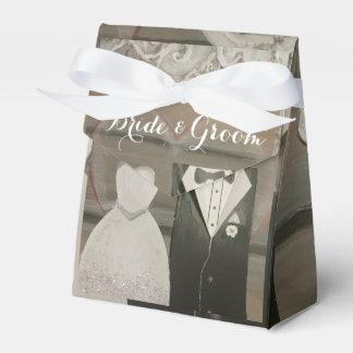 Braut-u. Geschenkschachtel