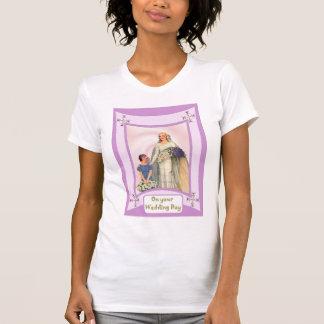 Braut und Brautjungfer T-Shirt