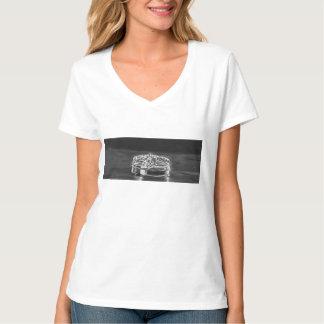 Braut, zum der T - Shirt der