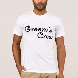 Bräutigam-Crew T-Shirt