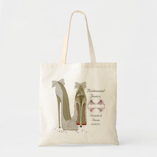 Brautjungfern-Hochzeits-Tasche Tragetasche